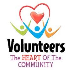 Volunteers - The HEART of the Community